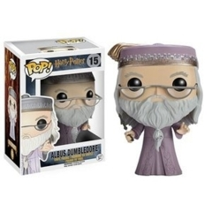 Funko POP Vinyl Figure Movies Harry Potter (Prisoner of Azkaban) - Albus Dumbledore 15
