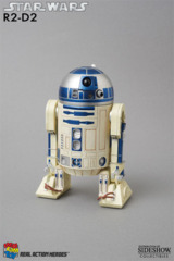 Sideshow Collectibles Real Action Heroes R2-D2 Talking Version