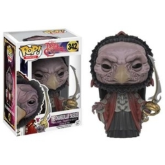 Funko POP Vinyl Figure Movies The Dark Crystal - The Chamberlain Skeksis 342 - VAULTED