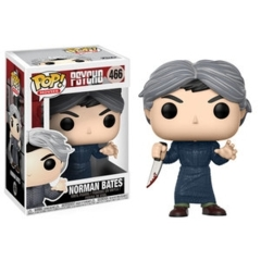 Funko POP Movies Vinyl Figure Psycho - Norman Bates 466