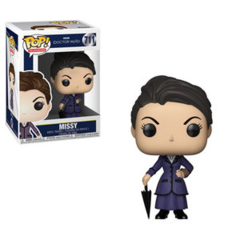 Funko POP Television Vinyl Figure BBC Doctor Who - Missy 711
