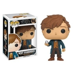 Funko POP Heroes Vinyl Figure Fantastic Beasts and Where to Find Them - Newt Scamander 02