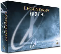 Legendary Encounters: The X-Files Deckbuilding Game