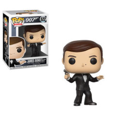 Funko POP Movies Vinyl Figure James Bond 007 - James Bond 522 - the Spy Who Loved Me