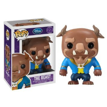 Funko POP Vinyl Figure Disney Beauty and The Beast - The Beast 22