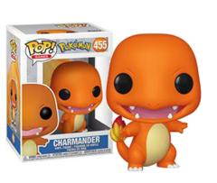 Funko POP Games Vinyl Figure Pokemon - Charmander 455
