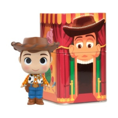Funko Mystery Minis Vinyl Figure Disney Toy Story - Disney Treasures EXCLUSIVE - Woody