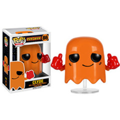 Funko POP Games Vinyl Figure Pac-Man - Clyde 86
