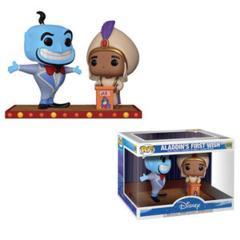 Funko POP Vinyl Figure Disney Aladdin - Aladdin's First Wish 409 (Movie Moments)
