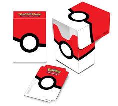 Pokemon Ultra Pro Pokeball Deck Box