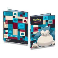 Ultra Pro 4 Pocket Portfolio: Pokemon - Snorlax