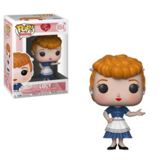 Funko POP Television Vinyl Figure I Love Lucy - Lucy 654