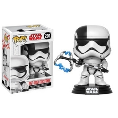 Funko POP Vinyl Bobble-Head Figure Star Wars (The Last Jedi) - First Order Executioner 201