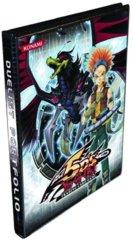 Konami Yugioh! 4-Pocket Portfolio: Crow & Black Winged Dragon Binder