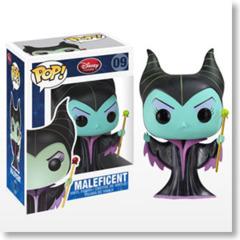 Funko POP Vinyl Figure Disney Series 1 - Maleficent 09
