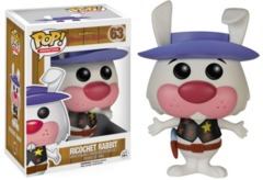 Funko POP Vinyl Figure Animation Hanna Barbera Ricochet Rabbit 63
