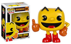 Funko POP Games Vinyl Figure Pac-Man - Pac-Man 81