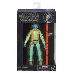 Hasbro Star Wars Black Series Wave 2 - Greedo 07