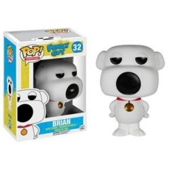 Funko POP Vinyl Figure Animation Family Guy - Brian 32