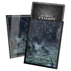 Ultimate Guard - Deck Protector Lands Edition 2 - Swamp