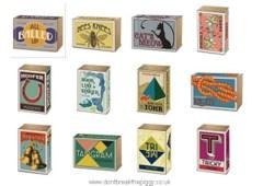 Puzzlebox Brain Teaser Puzzles: Tangram