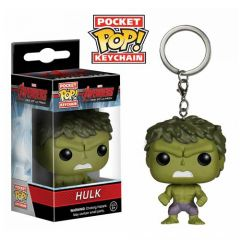 Funko POP Pocket POP Marvel Avengers Hulk Keychain