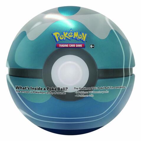 PokéBall Tin - Dive Ball