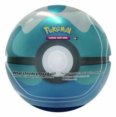 PokéBall Tin - Dive Ball