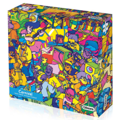 Gibsons Puzzle - Carnival1000 pc