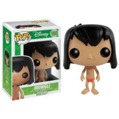 Funko POP Vinyl Figure Disney The Jungle Book - Mowgli 100 - VAULTED