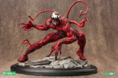 Kotobukiya Marvel Comics Maximum Carnage Fine Art Statue Limited #1086/3300
