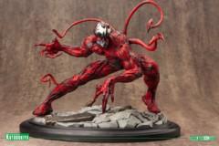 Kotobukiya Marvel Comics Maximum Carnage Fine Art Statue Limited #1086/3300