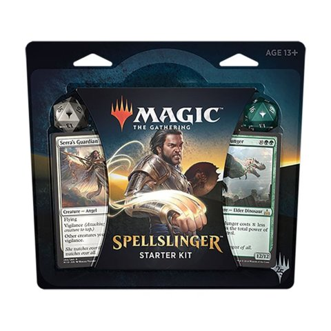 MTG Magic the Gathering Spellslinger Starter Kit
