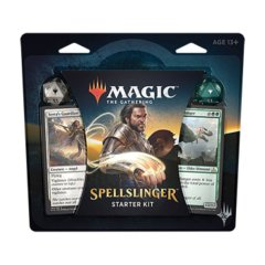 MTG Magic the Gathering Spellslinger Starter Kit