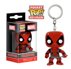 Funko POP Pocket POP Marvel Deadpool Keychain