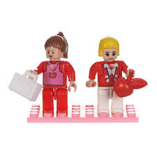 BricTek - Figurines - Imagine Duo - Ages 6+