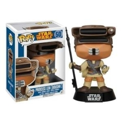 Funko POP Vinyl Bobble-Head Figure Star Wars Princess Leia (Boushh) 50 - VAULTED