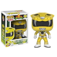 Funko POP Vinyl Figure Television Mighty Morphin Power Rangers - Yellow Ranger 362