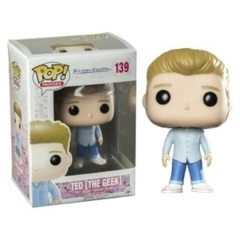 Funko POP Movies Vinyl Figure Sixteen Candles - Ted (the Geek) 139 - VAULTED
