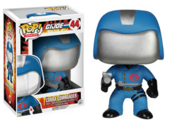 Funko POP Vinyl Figure Animation G.I. Joe - Cobra Commander 44