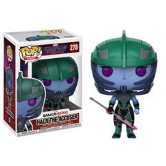 Funko POP Games Vinyl Figure Marvel Guardians of the Galaxy Gamer Universe - Hala the Accuser 278