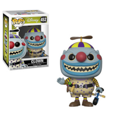 Funko POP Vinyl Figure Disney - The Nightmare Before Christmas 25 Years - Clown 452