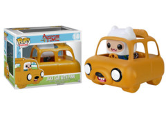 Funko POP Rides Vinyl Figure Adventure Time Jake Car with Finn 14