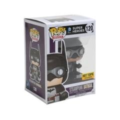 Funko POP Vinyl Figure DC Comics Super Heroes - Steampunk Batman 120 - EXCLUSIVE