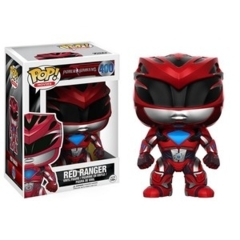Funko POP Vinyl Figure Movies Power Rangers - Red Ranger 400