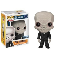 Funko POP Vinyl Figure Doctor Who The Silence 299