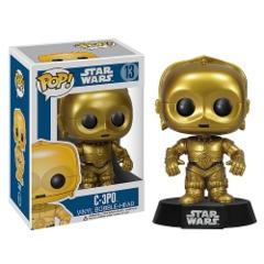 Funko POP Vinyl Bobble-Head Figure Star Wars C-3PO 13