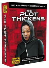 The Resistance: The Plot Thickens - Replacement Plot Cards