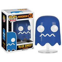 Funko POP Games Vinyl Figure Pac-Man - Blue Ghost 87