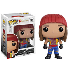 Funko POP Vinyl Figure Disney Descendants - Jay 196 - VAULTED